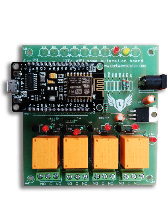 wifi relay board -esp8266 relay board